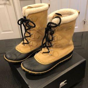 Sorel Winter Caribou Slim Snow boots